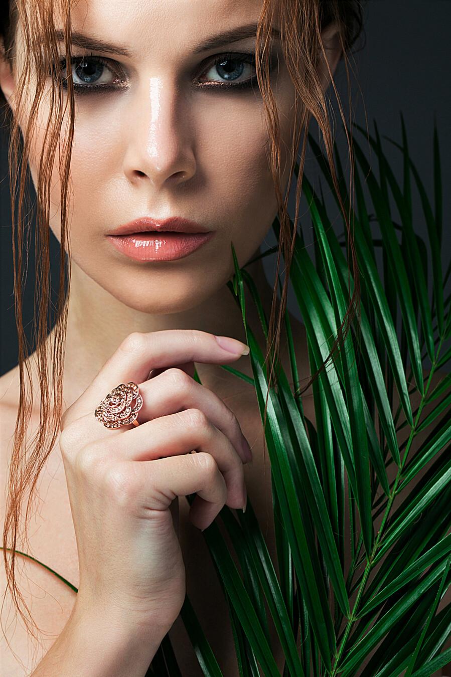 Коктейльное кольцо Искрометная страсть Венеры Nothing But Love (204928), купить в Moyo.moda