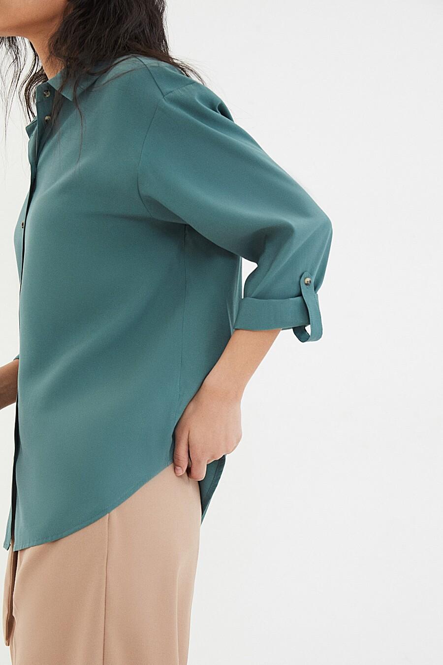 Блуза для женщин ZARINA 204942 купить оптом от производителя. Совместная покупка женской одежды в OptMoyo