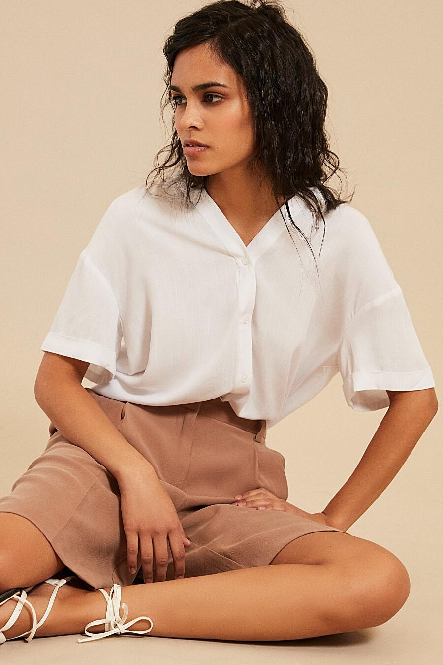 Блуза для женщин ZARINA 204952 купить оптом от производителя. Совместная покупка женской одежды в OptMoyo
