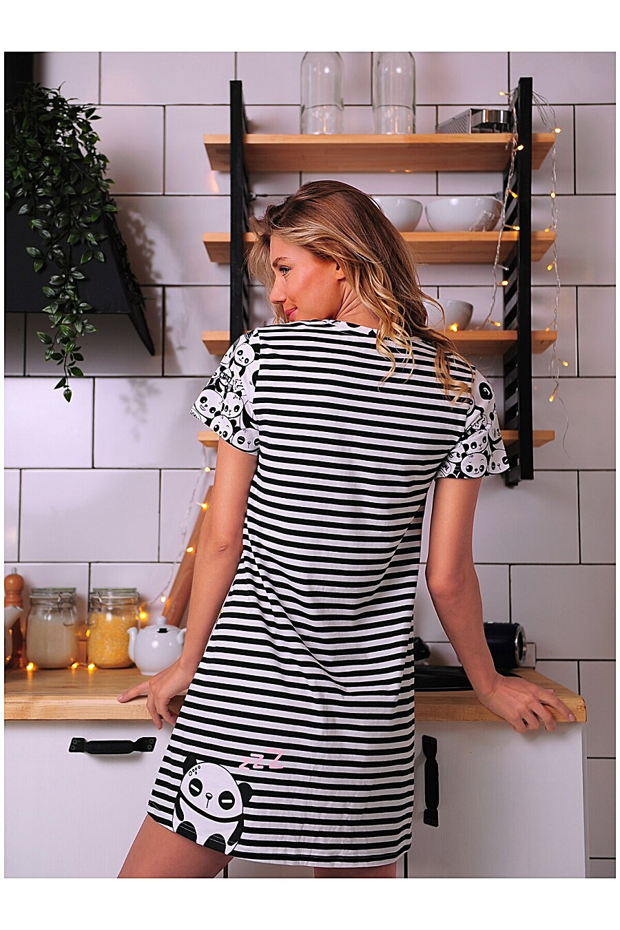Сорочка INDEFINI (205123), купить в Moyo.moda