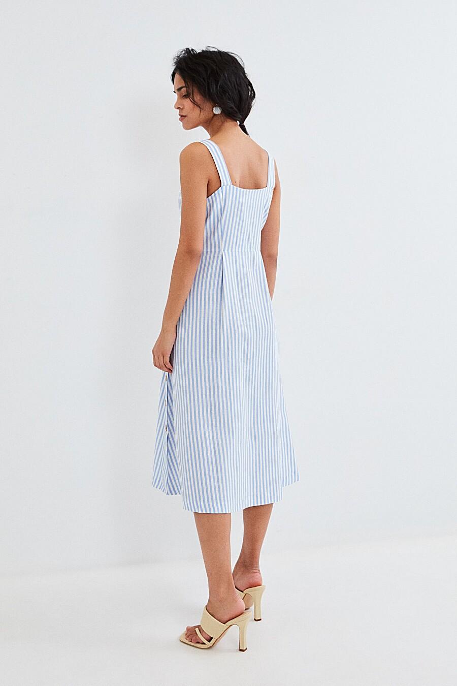 Сарафан для женщин ZARINA 205228 купить оптом от производителя. Совместная покупка женской одежды в OptMoyo