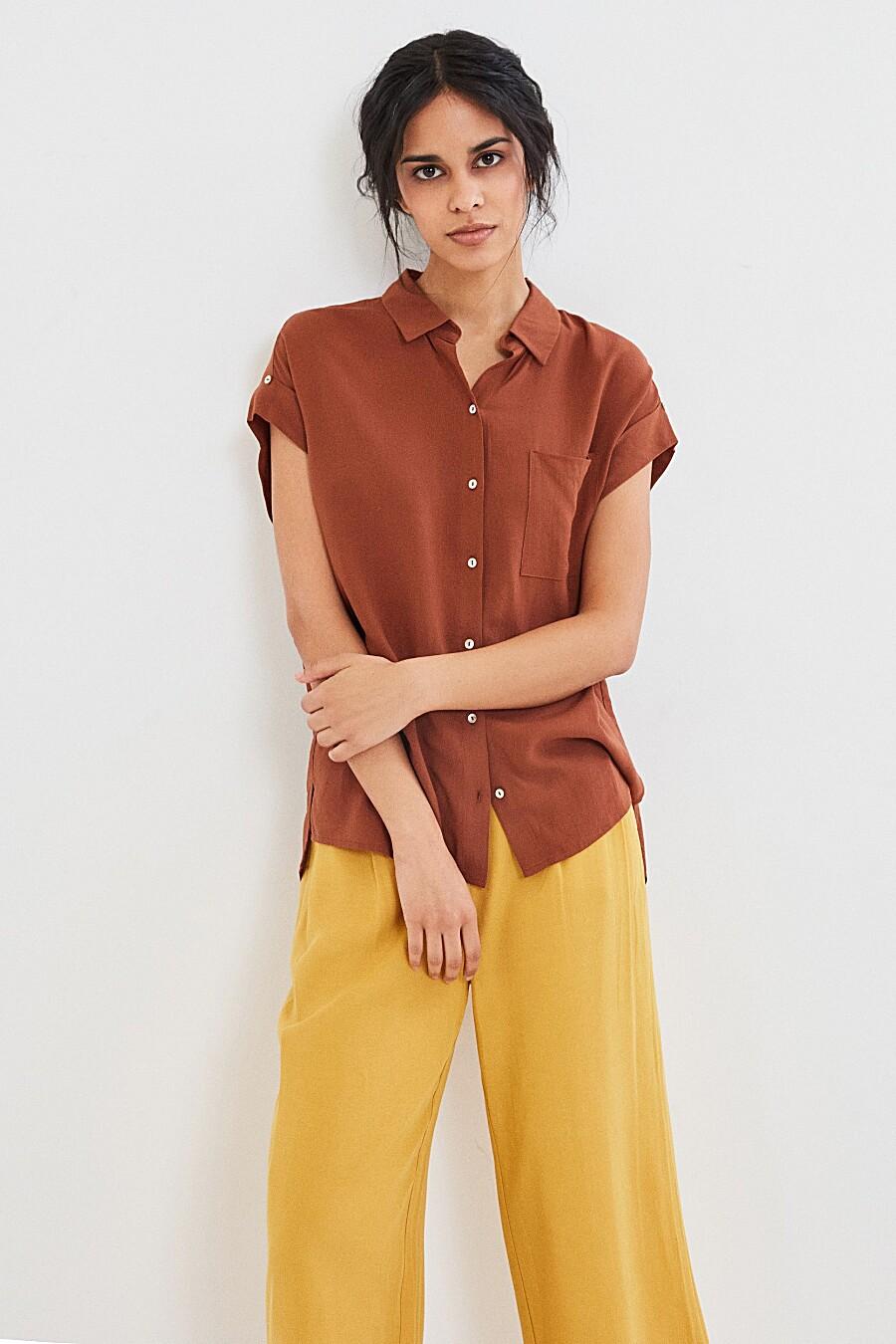 Блуза для женщин ZARINA 205260 купить оптом от производителя. Совместная покупка женской одежды в OptMoyo