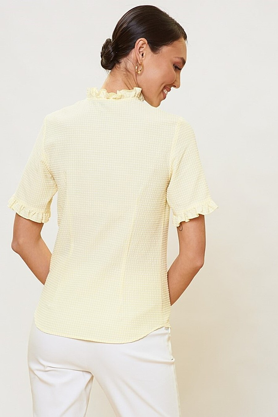 Блуза для женщин VITTORIA VICCI 205306 купить оптом от производителя. Совместная покупка женской одежды в OptMoyo