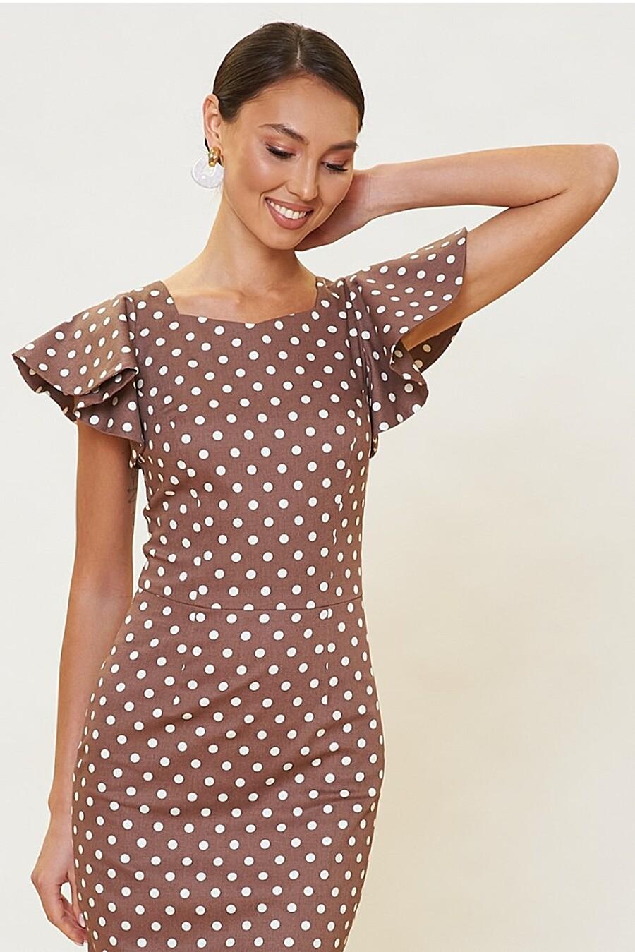 Платье для женщин VITTORIA VICCI 205308 купить оптом от производителя. Совместная покупка женской одежды в OptMoyo
