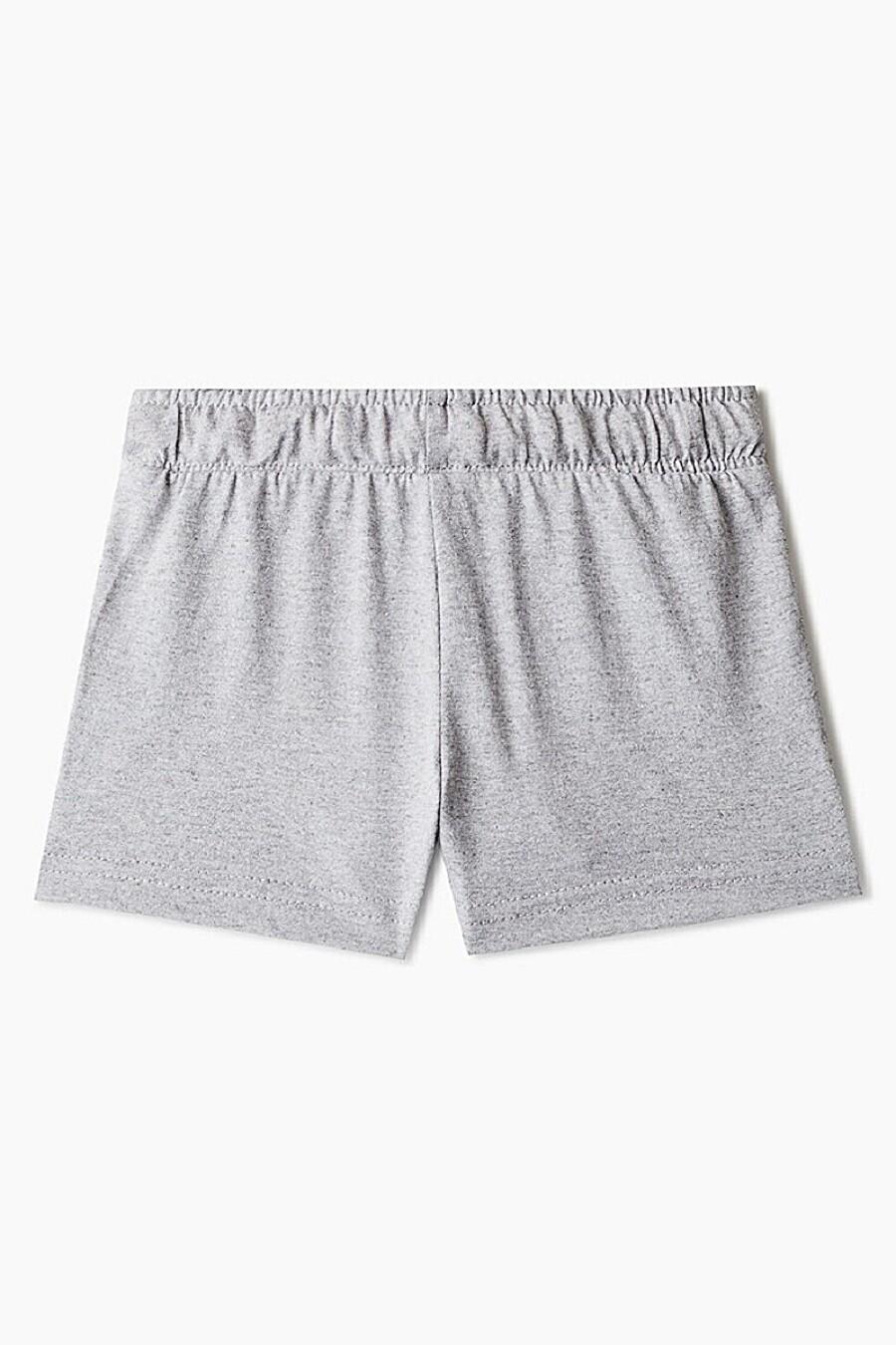 Шорты для девочек ELARIA 205309 купить оптом от производителя. Совместная покупка детской одежды в OptMoyo