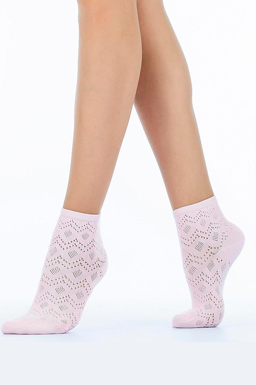 Носки для женщин GIULIA 218270 купить оптом от производителя. Совместная покупка женской одежды в OptMoyo