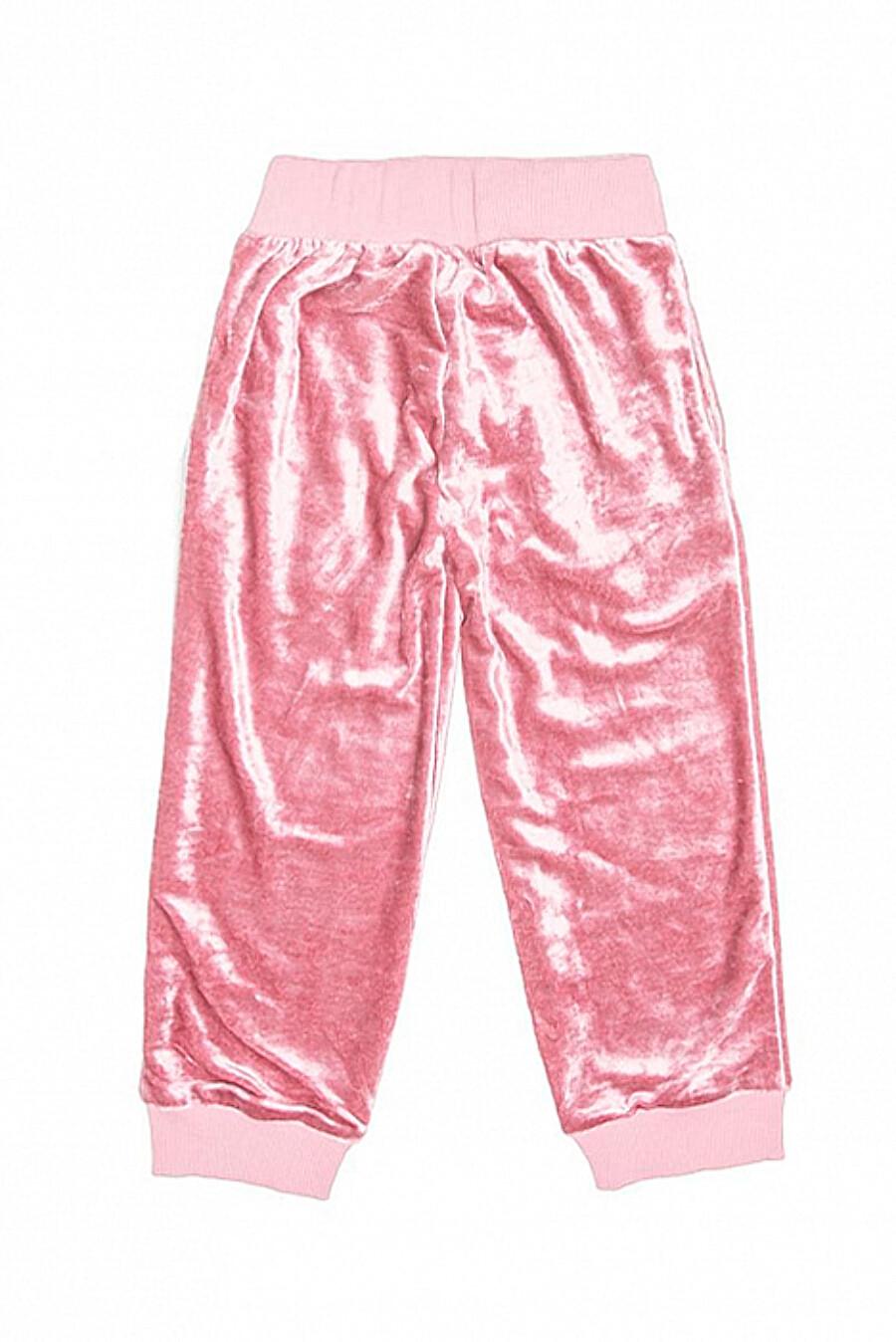 Брюки для девочек MARK FORMELLE 218343 купить оптом от производителя. Совместная покупка детской одежды в OptMoyo