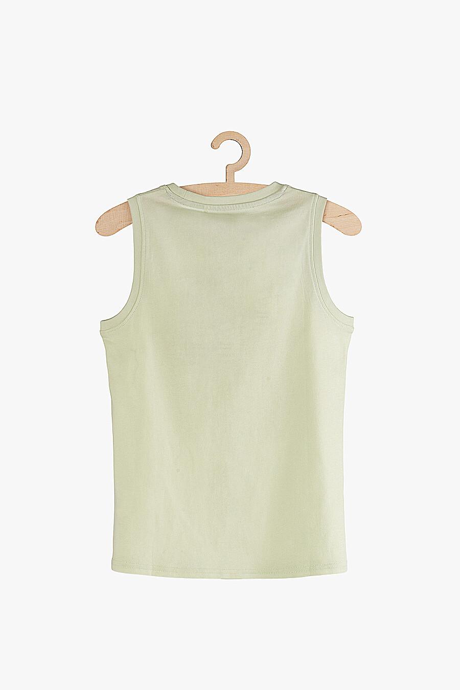 Майка для мальчиков 5.10.15 218377 купить оптом от производителя. Совместная покупка детской одежды в OptMoyo
