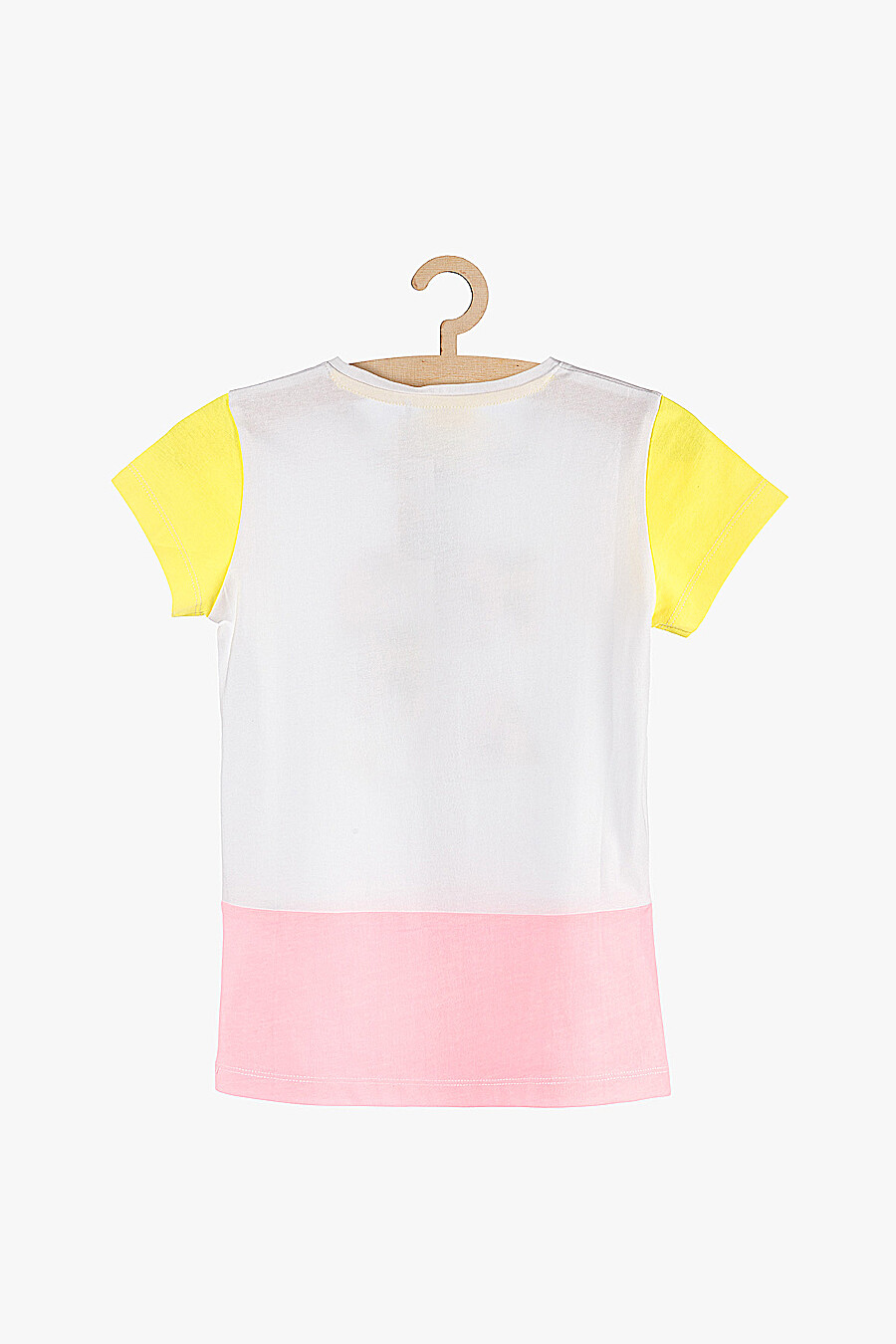Футболка для девочек 5.10.15 218394 купить оптом от производителя. Совместная покупка детской одежды в OptMoyo