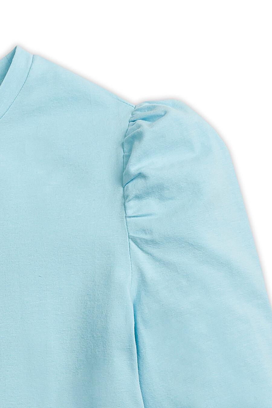 Блузка для девочек PELICAN 218531 купить оптом от производителя. Совместная покупка детской одежды в OptMoyo