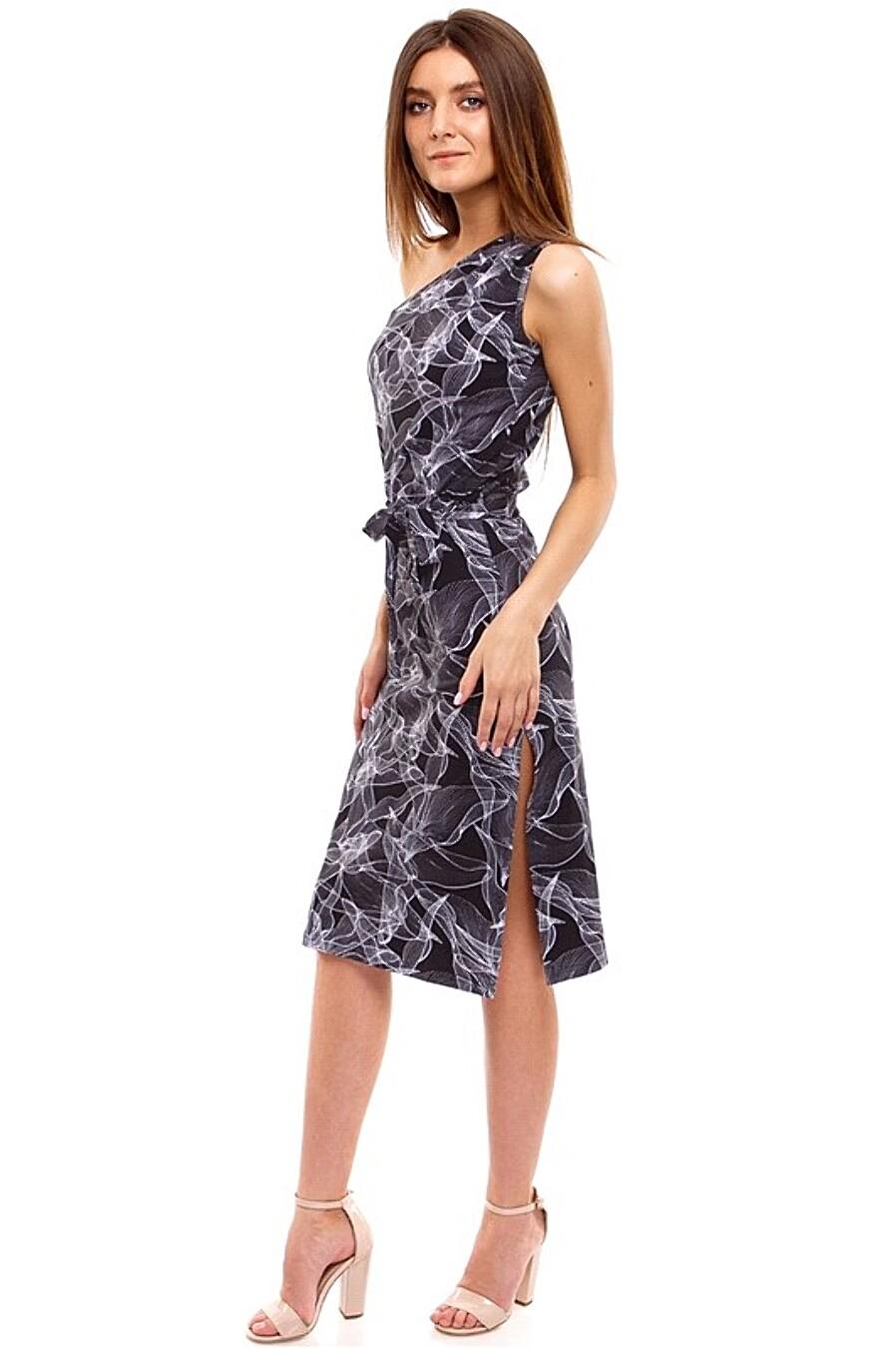 Платье для женщин АПРЕЛЬ 218911 купить оптом от производителя. Совместная покупка женской одежды в OptMoyo