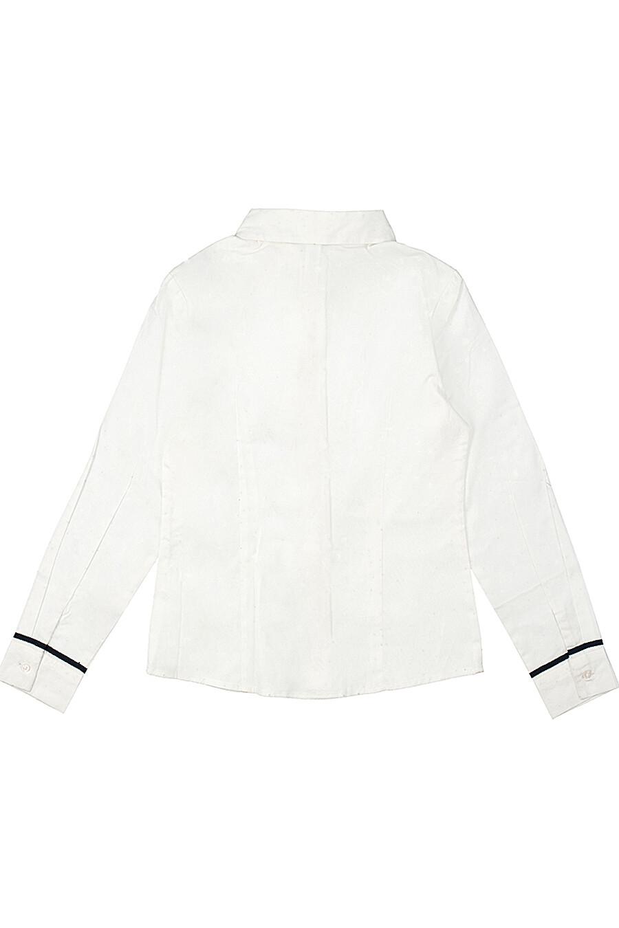 Блуза для девочек IN FUNT 219041 купить оптом от производителя. Совместная покупка детской одежды в OptMoyo