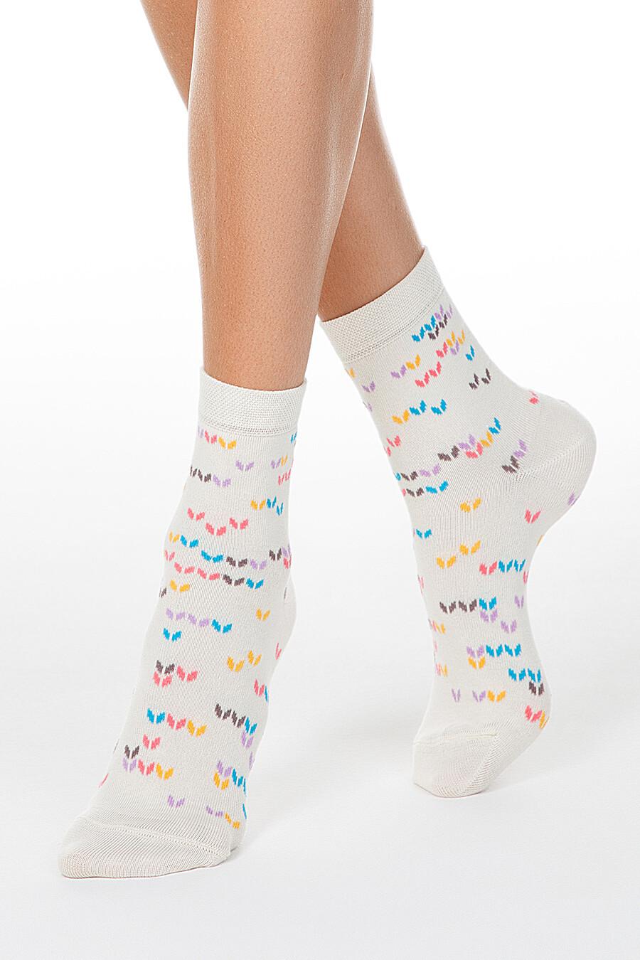 Носки для женщин БРЕСТСКИЕ 226869 купить оптом от производителя. Совместная покупка женской одежды в OptMoyo