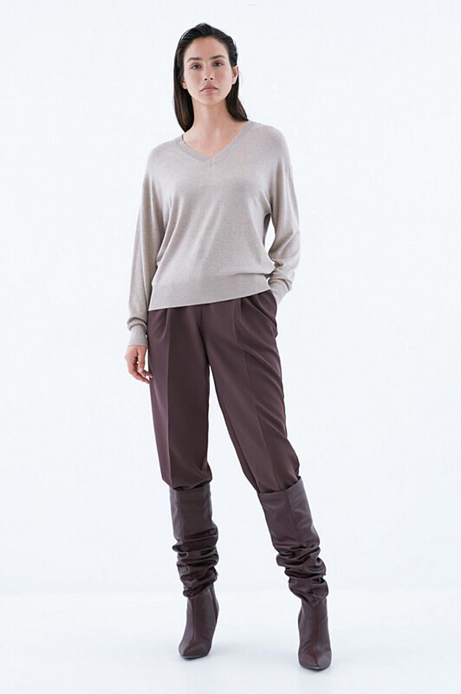 Джемпер для женщин ZARINA 227044 купить оптом от производителя. Совместная покупка женской одежды в OptMoyo