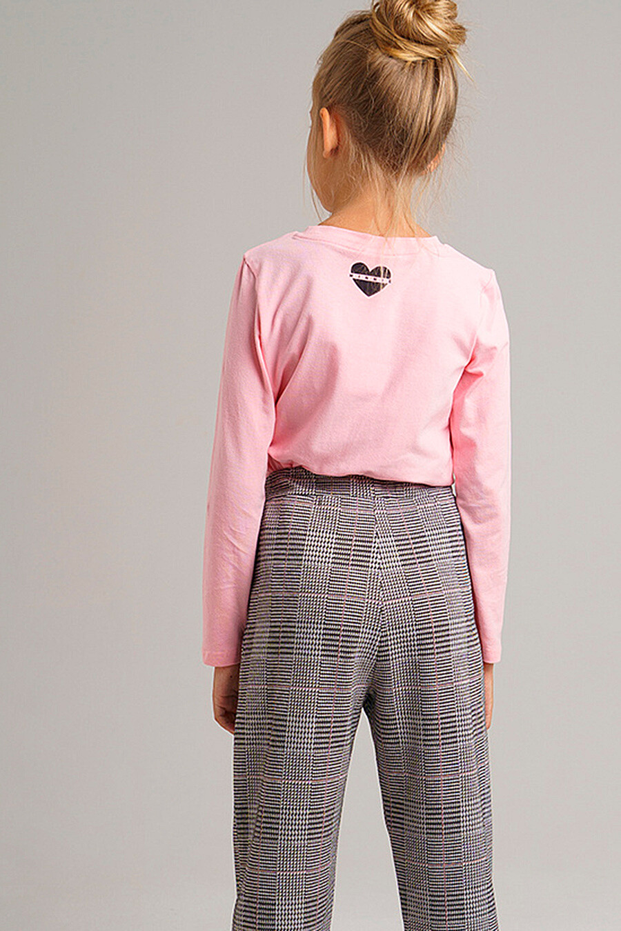 Лонгслив для девочек PLAYTODAY 239106 купить оптом от производителя. Совместная покупка детской одежды в OptMoyo