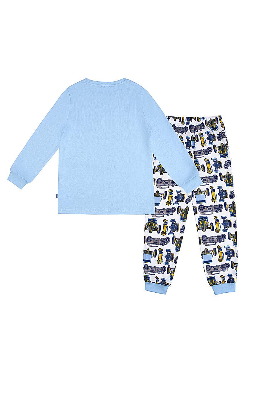 Пижама (джемпер+брюки) для девочек BOSSA NOVA 239169 купить оптом от производителя. Совместная покупка детской одежды в OptMoyo