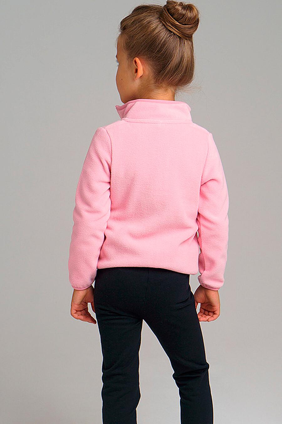 Толстовка для девочек PLAYTODAY 239259 купить оптом от производителя. Совместная покупка детской одежды в OptMoyo