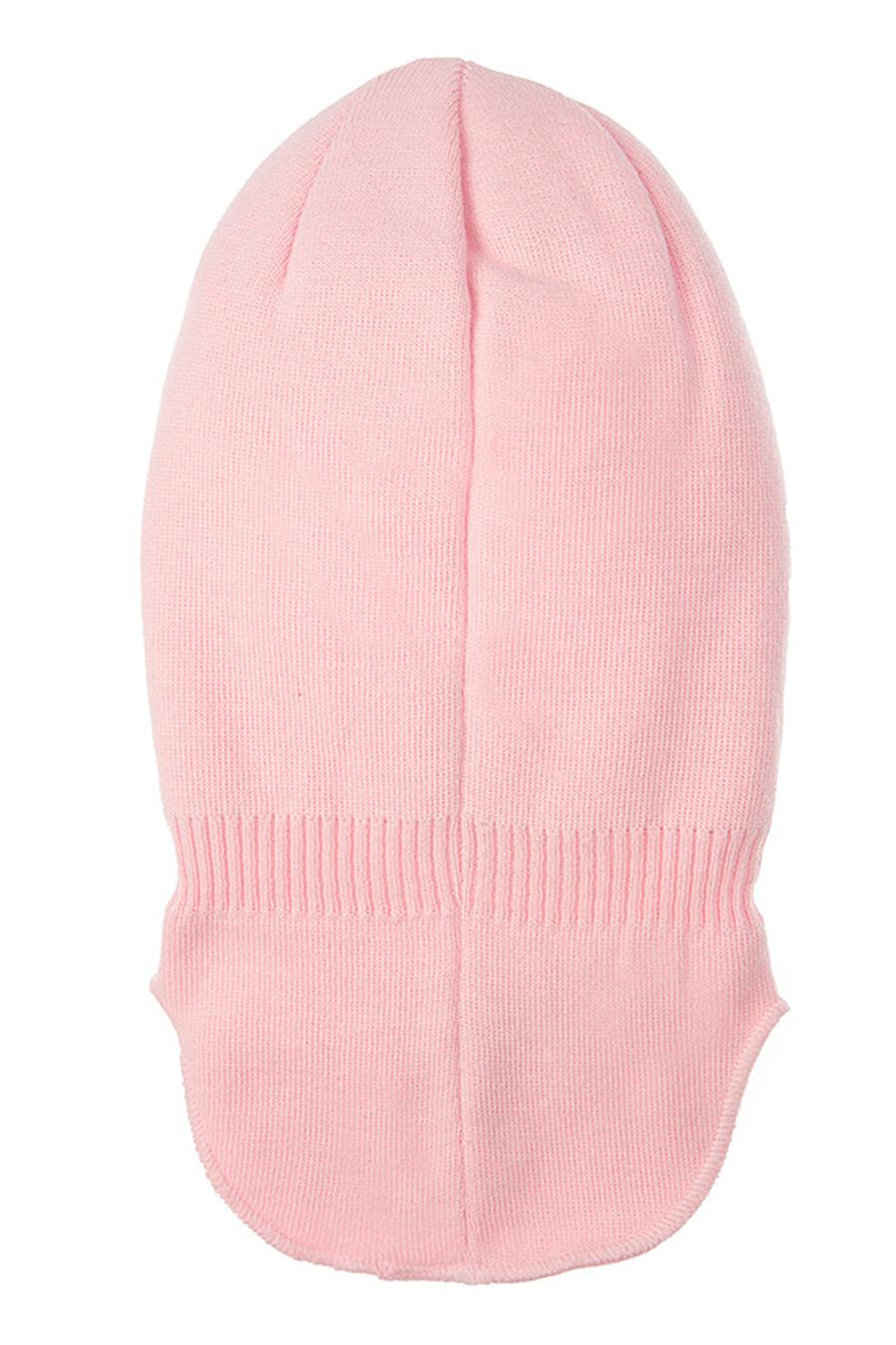 Шапка-шлем для девочек PLAYTODAY 239358 купить оптом от производителя. Совместная покупка детской одежды в OptMoyo
