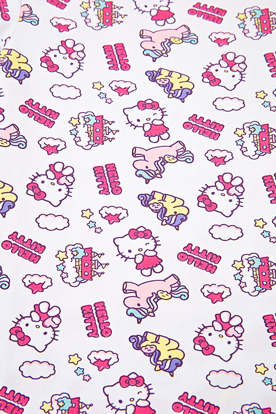 Сорочка для девочек PLAYTODAY 239523 купить оптом от производителя. Совместная покупка детской одежды в OptMoyo