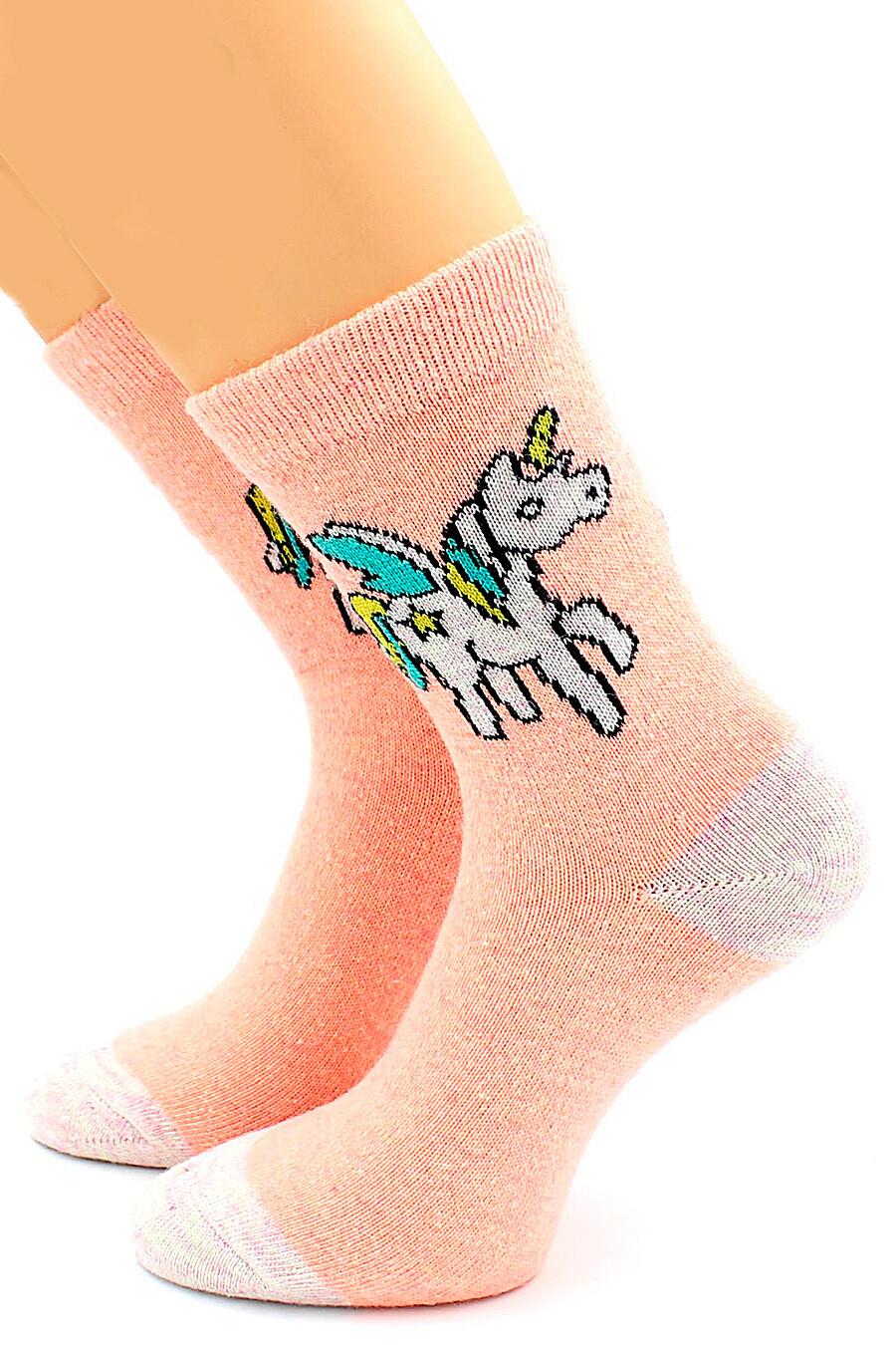 Носки для женщин HOBBY LINE 239577 купить оптом от производителя. Совместная покупка женской одежды в OptMoyo