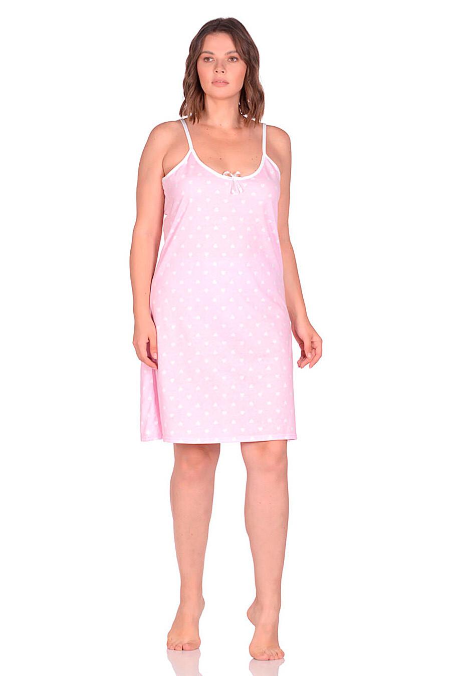 Сорочка для женщин N.O.A. 239600 купить оптом от производителя. Совместная покупка женской одежды в OptMoyo