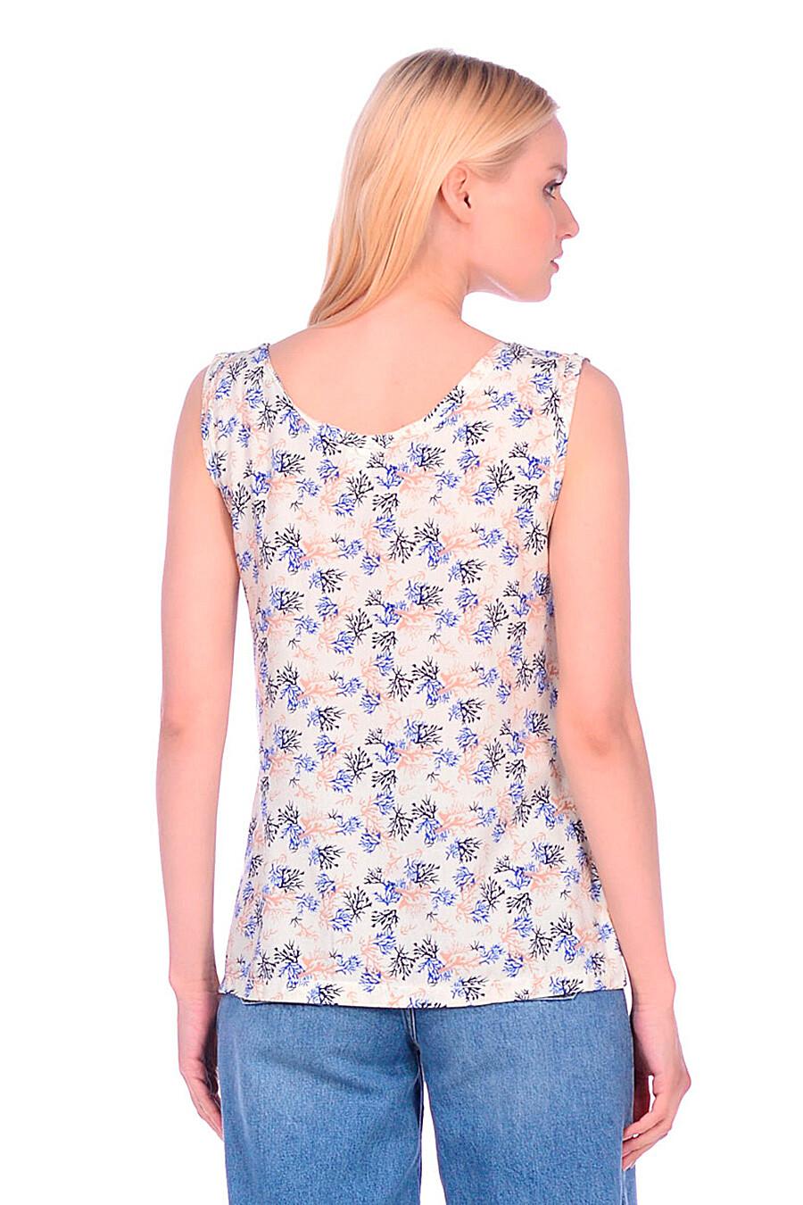 Майка для женщин N.O.A. 239616 купить оптом от производителя. Совместная покупка женской одежды в OptMoyo
