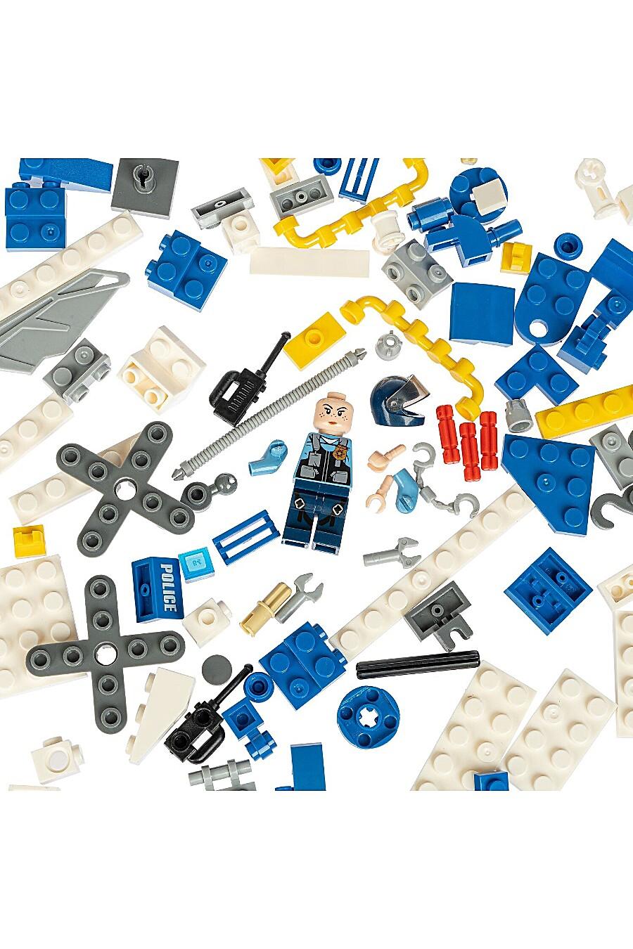 Конструктор для детей BONDIBON 260344 купить оптом от производителя. Совместная покупка игрушек в OptMoyo
