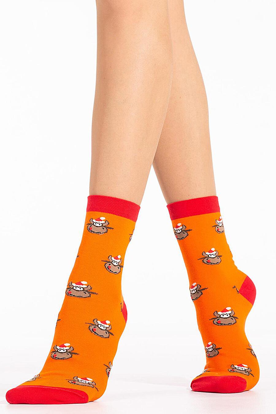 Носки для женщин GIULIA 260685 купить оптом от производителя. Совместная покупка женской одежды в OptMoyo