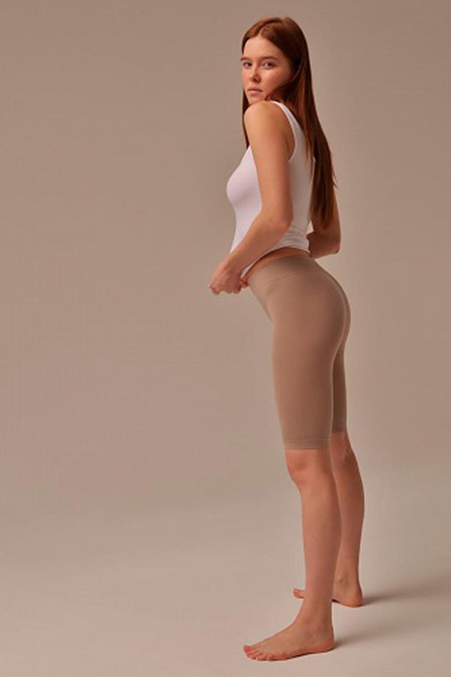 MIREY леггинсы PA704 SHORT LEGGINGS (1/68)  для женщин MY 260981 купить оптом от производителя. Совместная покупка женской одежды в OptMoyo