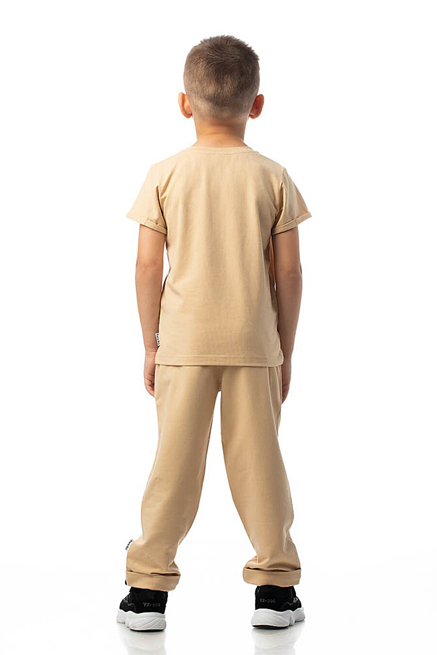 Брюки для мальчиков BODO 261228 купить оптом от производителя. Совместная покупка детской одежды в OptMoyo