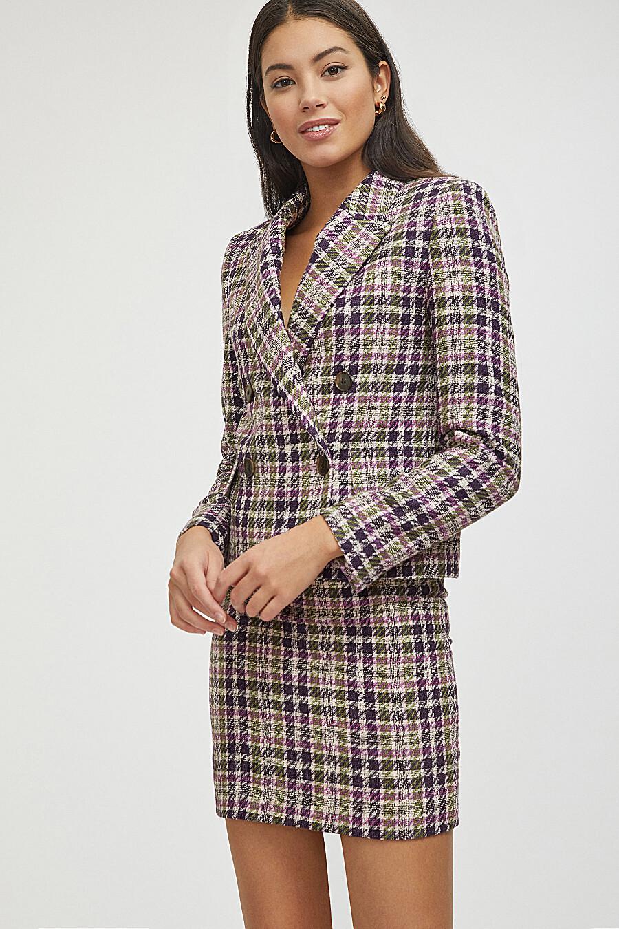 Юбка для женщин CALISTA 272287 купить оптом от производителя. Совместная покупка женской одежды в OptMoyo