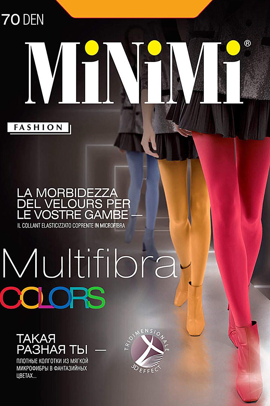 Колготки для женщин MINIMI 272567 купить оптом от производителя. Совместная покупка женской одежды в OptMoyo