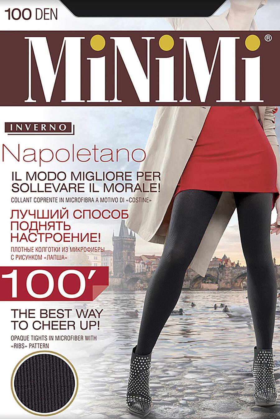 Колготки для женщин MINIMI 272645 купить оптом от производителя. Совместная покупка женской одежды в OptMoyo