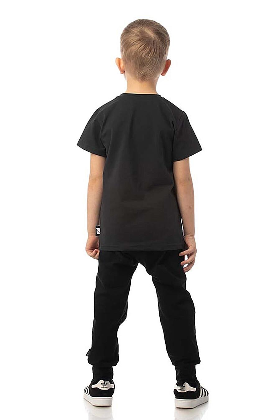 Футболка для мальчиков BODO 272782 купить оптом от производителя. Совместная покупка детской одежды в OptMoyo