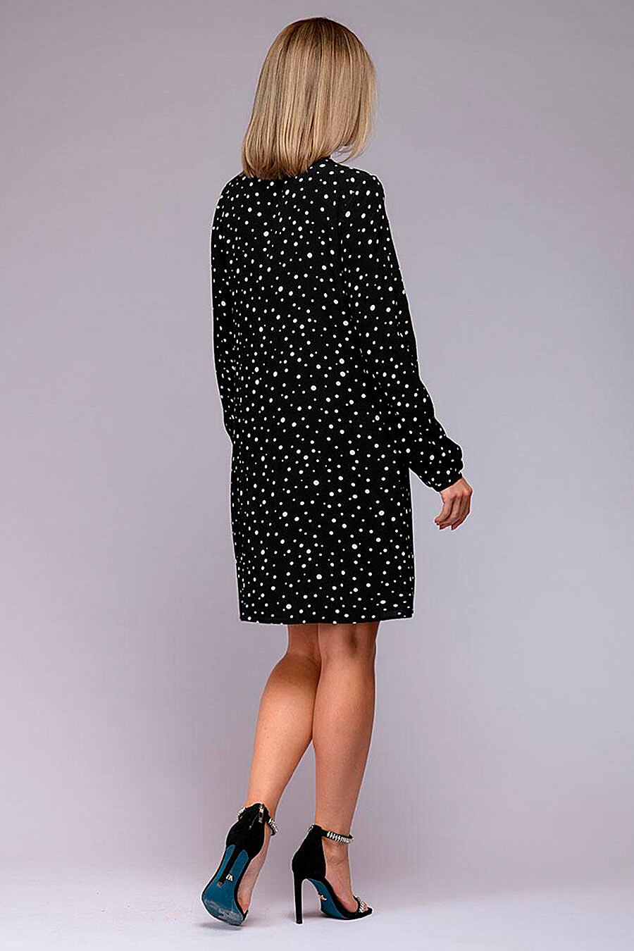 Платье для женщин 1001 DRESS 272798 купить оптом от производителя. Совместная покупка женской одежды в OptMoyo