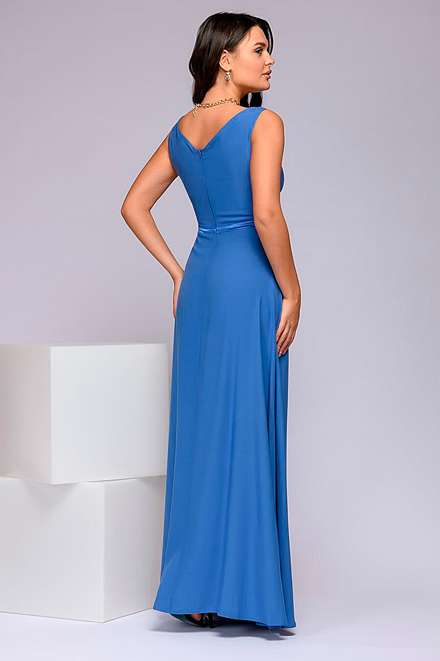 Платье для женщин 1001 DRESS 272799 купить оптом от производителя. Совместная покупка женской одежды в OptMoyo
