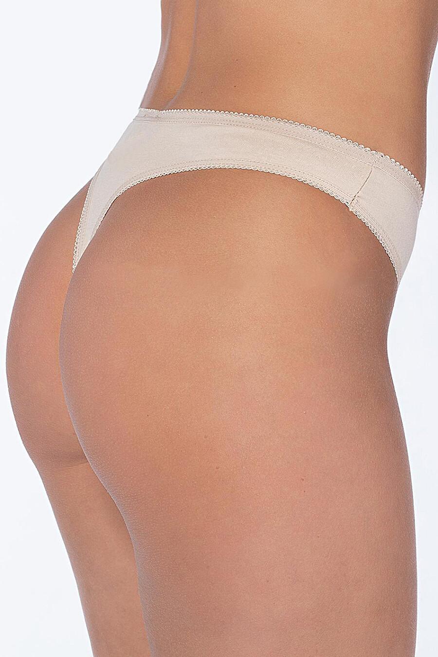 Трусы для женщин MINIMI 272809 купить оптом от производителя. Совместная покупка женской одежды в OptMoyo