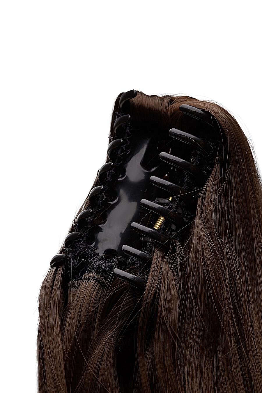 """Накладной хвост шиньон накладные волосы длинный шиньон шиньон с заколкой """"Нимфа"""" Nothing But Love (272833), купить в Moyo.moda"""