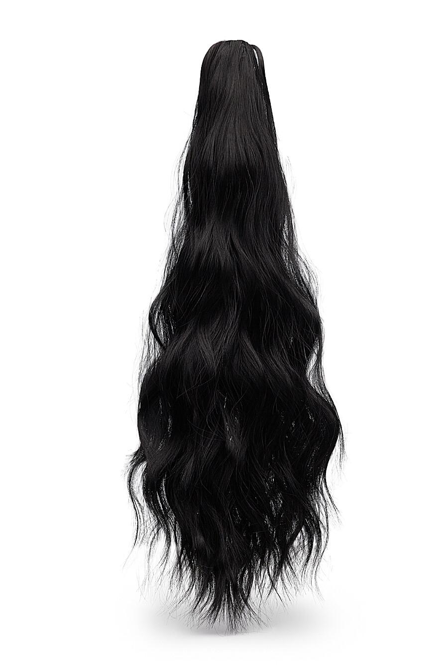 """Накладной хвост шиньон накладные волосы длинный шиньон шиньон с заколкой """"Нимфа"""" Nothing But Love (272839), купить в Moyo.moda"""