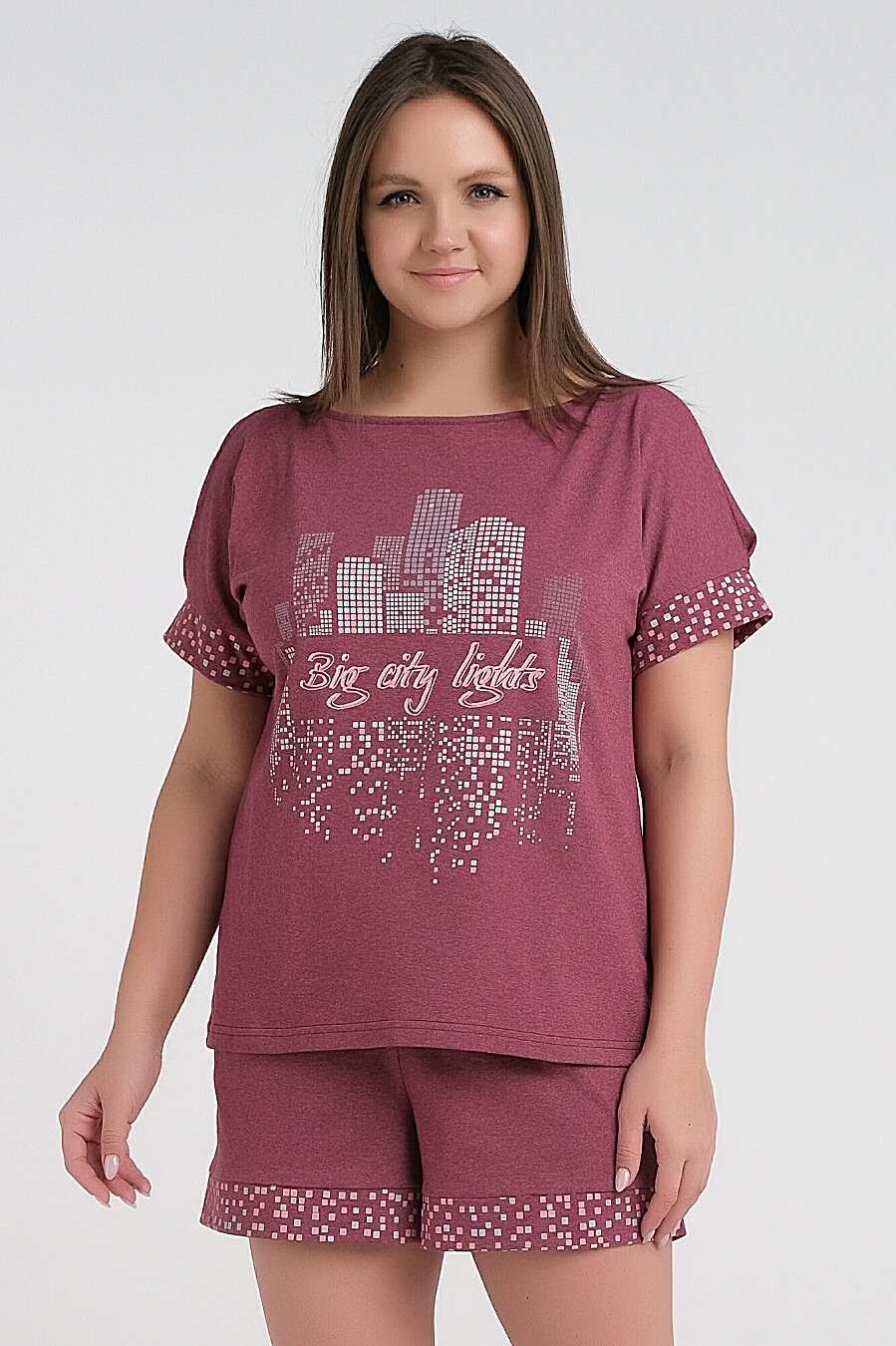 Костюм (футболка+шорты) ODEVAITE (272845), купить в Moyo.moda