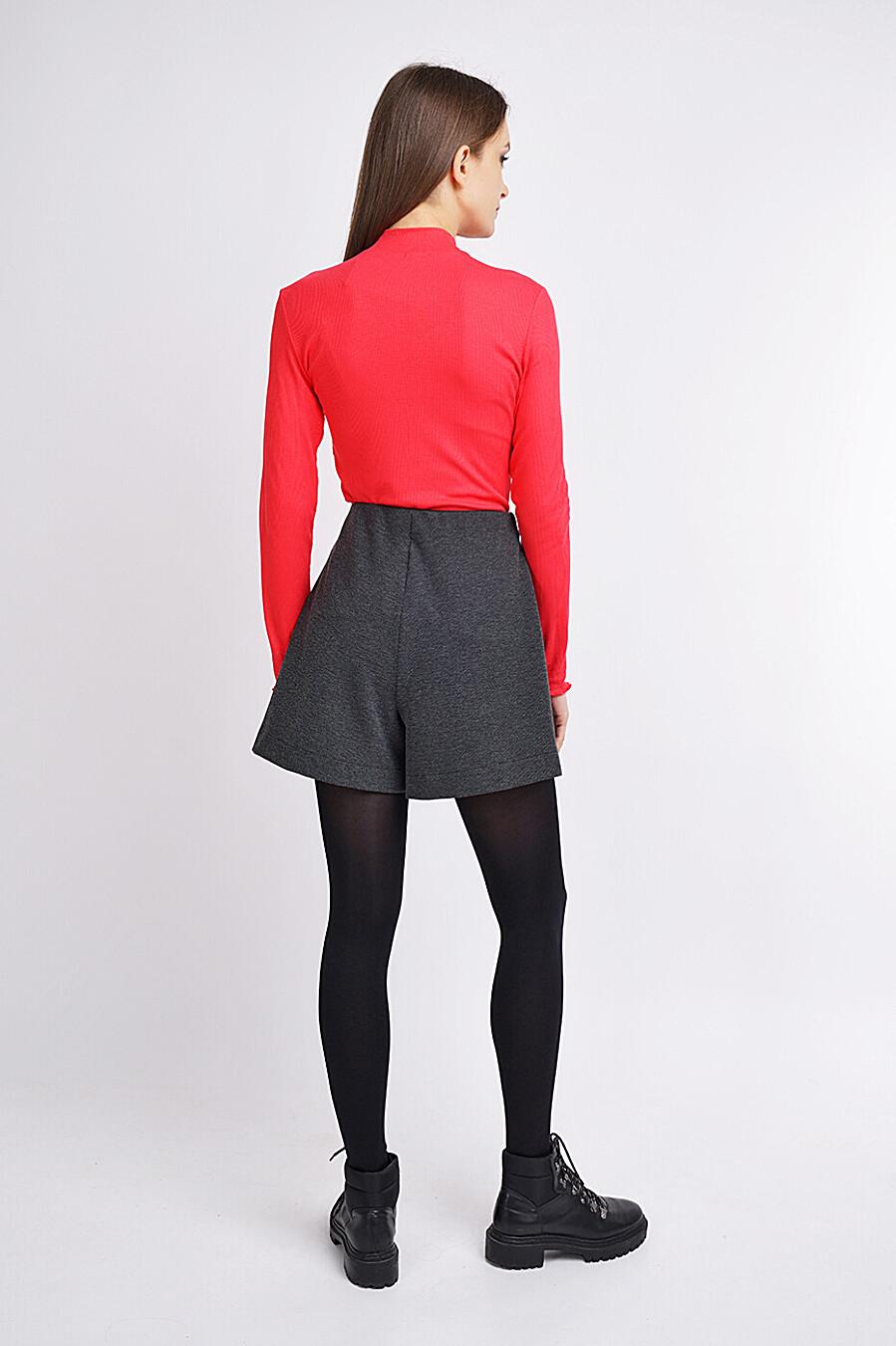 Шорты для женщин CLEVER 272876 купить оптом от производителя. Совместная покупка женской одежды в OptMoyo