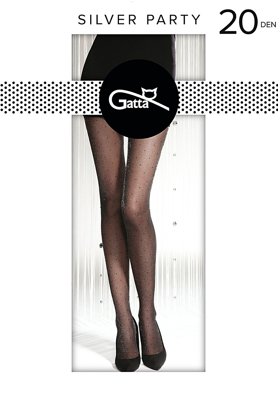 Колготки для женщин GATTA 272979 купить оптом от производителя. Совместная покупка женской одежды в OptMoyo