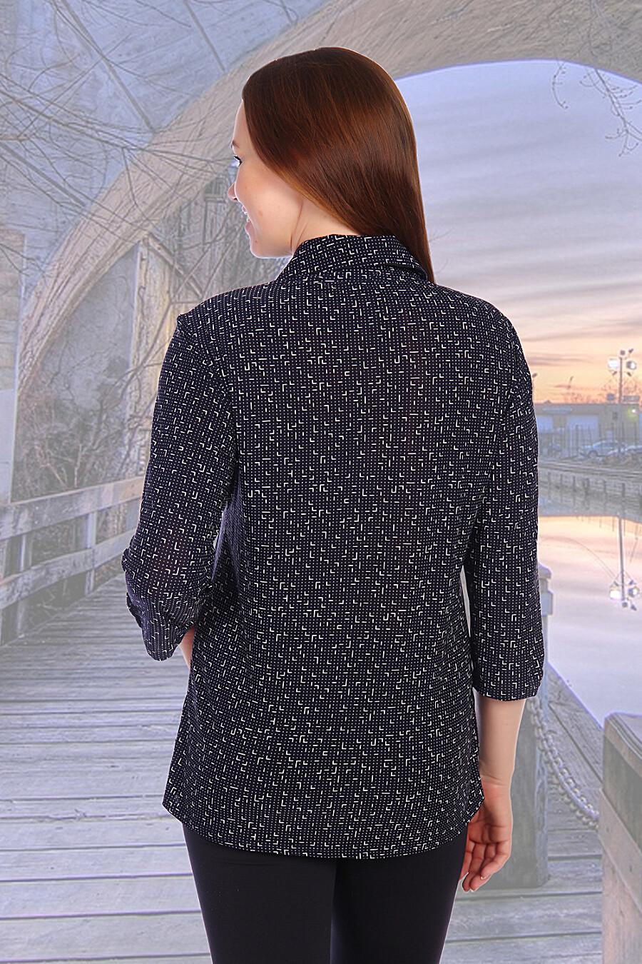 Туника 31510 для женщин НАТАЛИ 288405 купить оптом от производителя. Совместная покупка женской одежды в OptMoyo