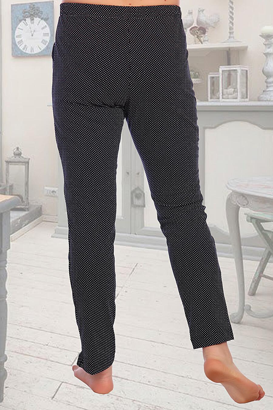 Брюки Клайтон для женщин НАТАЛИ 288446 купить оптом от производителя. Совместная покупка женской одежды в OptMoyo