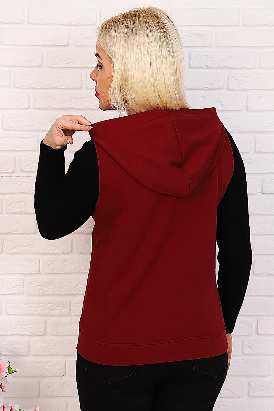 Жилет 25150 для женщин НАТАЛИ 288633 купить оптом от производителя. Совместная покупка женской одежды в OptMoyo