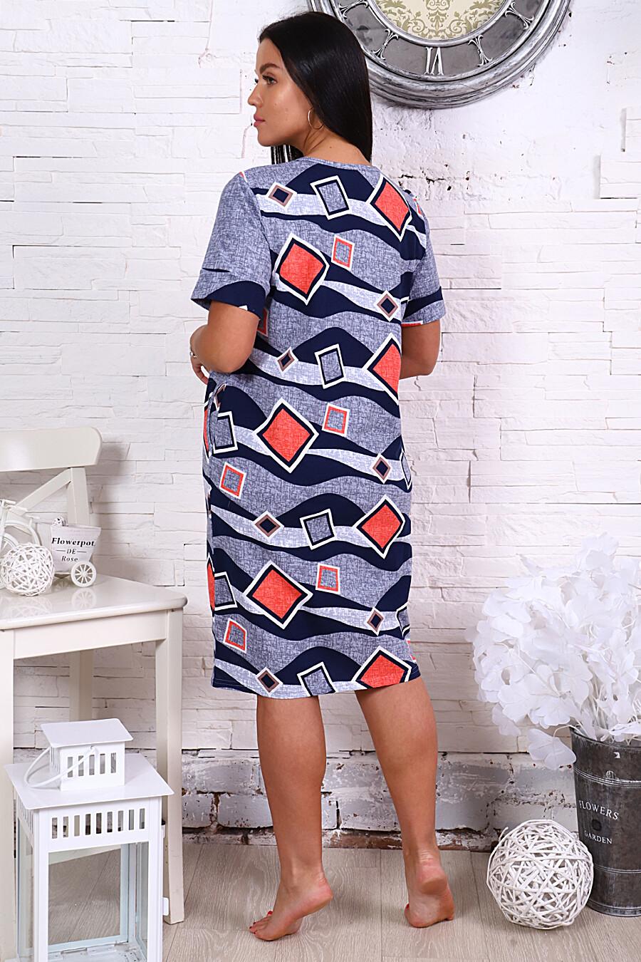 Халат 11078 для женщин НАТАЛИ 288648 купить оптом от производителя. Совместная покупка женской одежды в OptMoyo