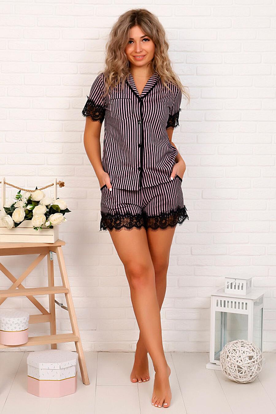 Пижама (Шорты+Кофта) СОФИЯ37 (288950), купить в Moyo.moda