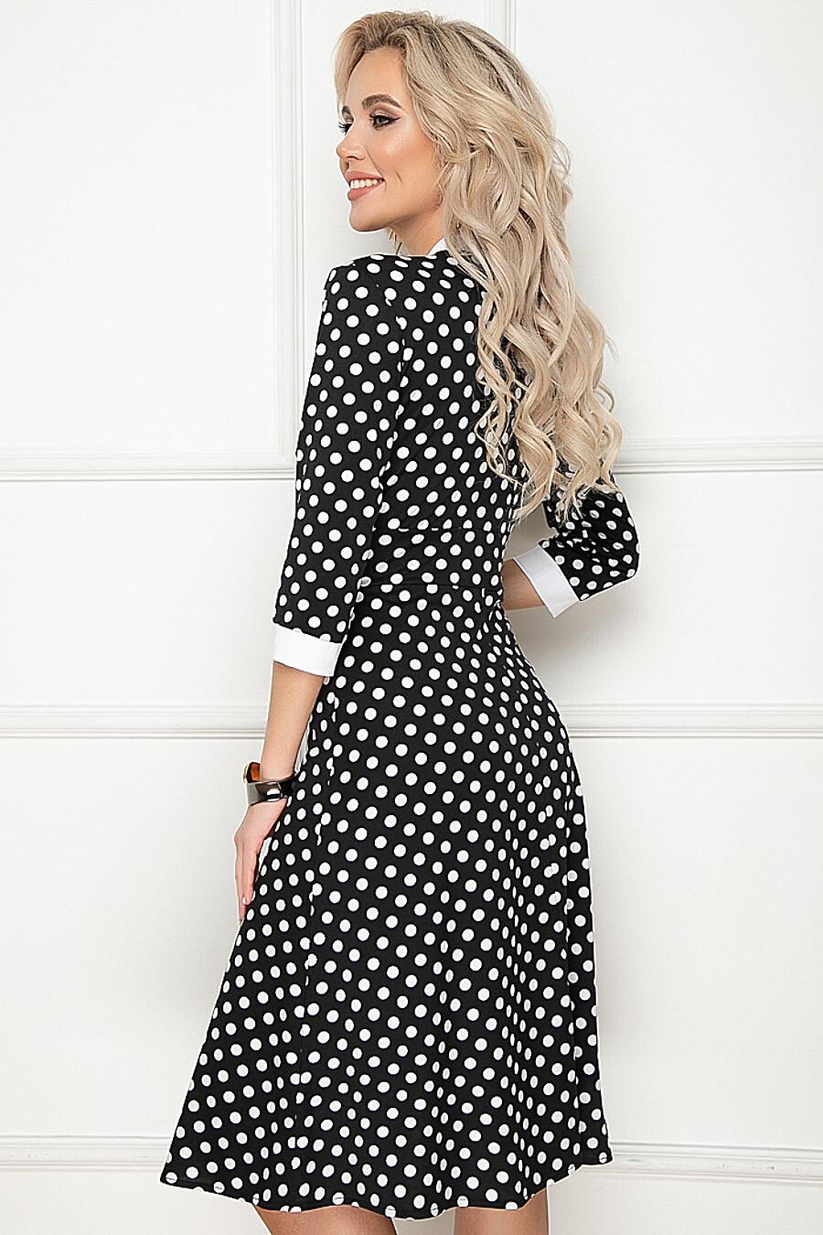 ПЛАТЬЕ РАВЕННА (БЛЭК ГИРО) BELLOVERA (289220), купить в Moyo.moda