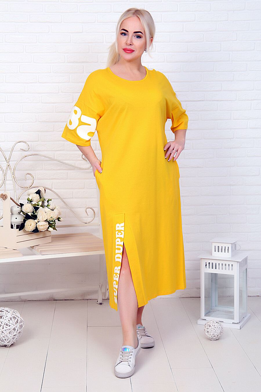 Платье 32005 для женщин НАТАЛИ 289238 купить оптом от производителя. Совместная покупка женской одежды в OptMoyo