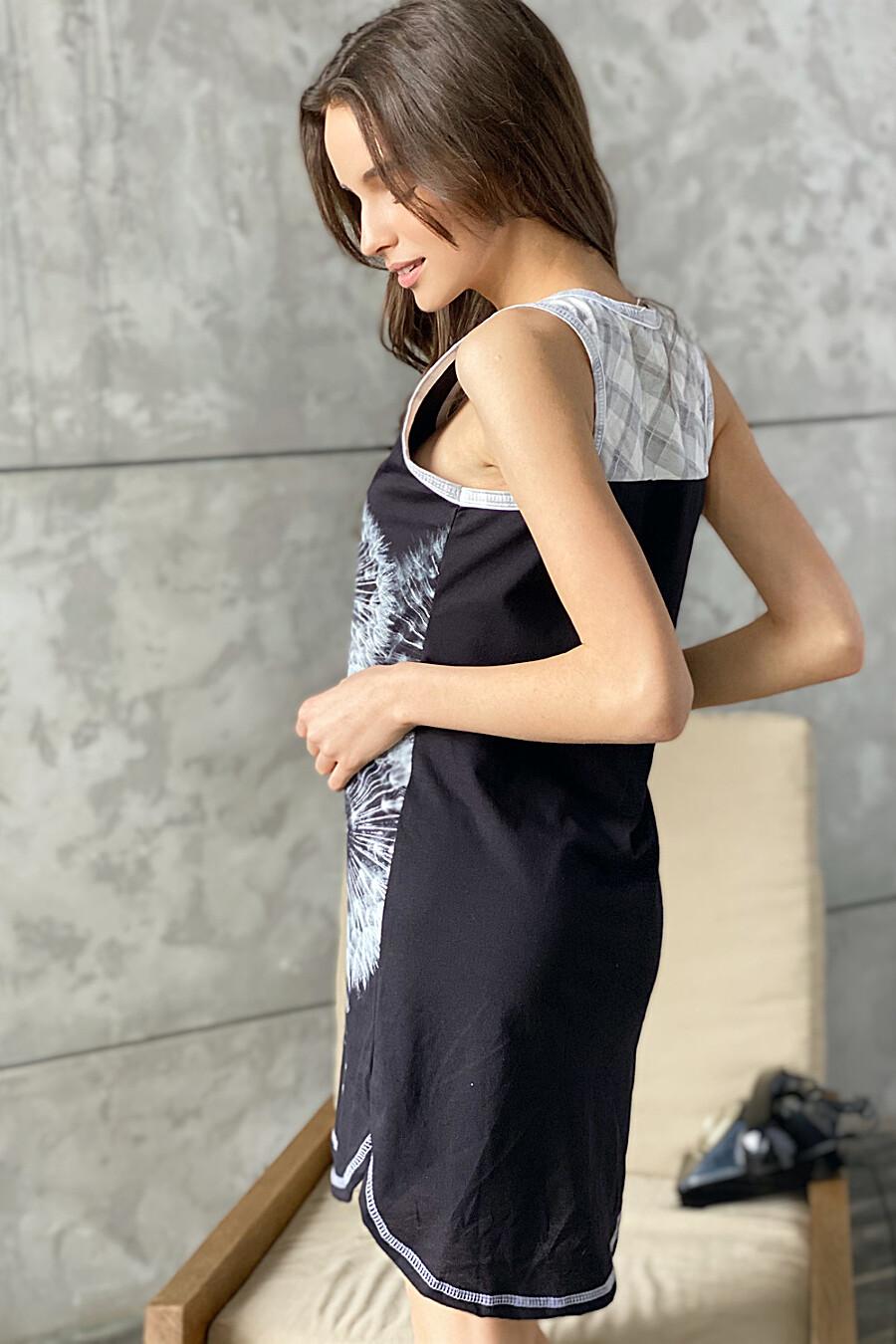 Сорочка 8016 для женщин НАТАЛИ 289362 купить оптом от производителя. Совместная покупка женской одежды в OptMoyo